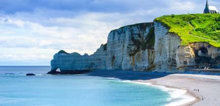 Нормандия Бретань
